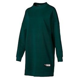 Trailblazer Long Crew Neck Women's Pullover