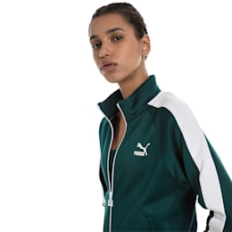 Classics T7 PT Women's Track Jacket, Ponderosa Pine-1, small