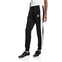 Calças desportivas em malha Classics T7 para mulher, Puma Black, small