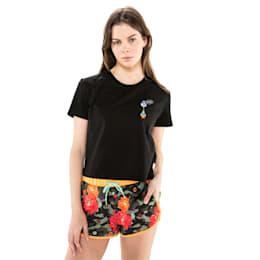 PUMA x SUE TSAI Damen T-Shirt, Puma Black, small