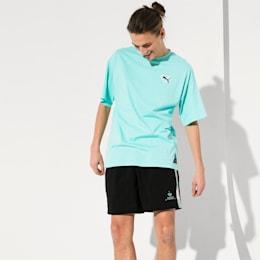 PUMA x DIAMOND Tシャツ, ARUBA BLUE, small-JPN