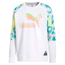 PUMA x DIAMOND SUPPLY CO. Men's Crewneck Sweatshirt
