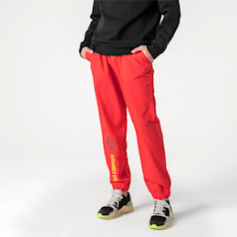 PUMA x HAN KJØBENHAVN Men's Track Pants, Cayenne, small-SEA