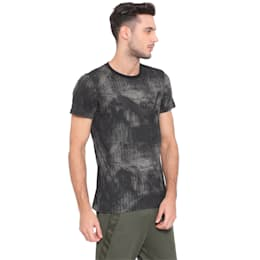 Classics Graphic Tee AOP, Elephant Skin, small-IND