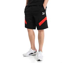 "Iconic MCS Knitted 10"" Men's Shorts, Puma Black, small-SEA"