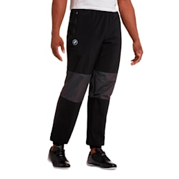 BMW M Motorsport Men's Woven Pants, Puma Black, small