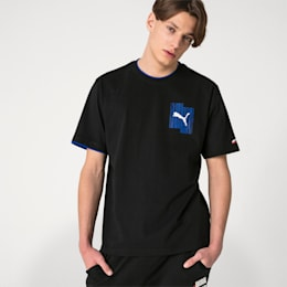 PUMA x ADER Tee, Cotton Black, small