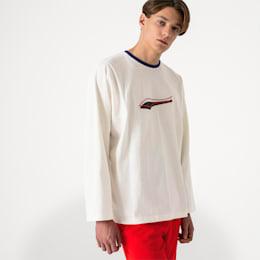 PUMA x ADER ERROR Long Sleeve Shirt, Whisper White, small