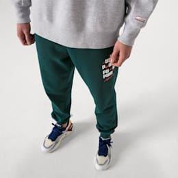 PUMA x ADER ERROR Knitted Sweatpants, Ponderosa Pine, small