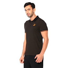 One8 VK Men's Polo, Puma Black, small-IND