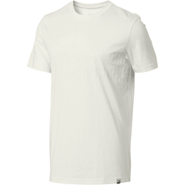 Lux Graphic T7 Tee, Whisper White, small
