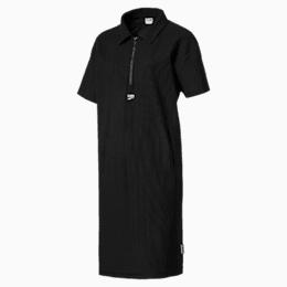 DOWNTOWN ウィメンズ ドレス, Puma Black, small-JPN