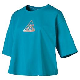 TZ ウィメンズ SS Tシャツ 半袖