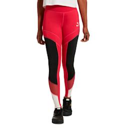 Flourish XTG Women's Leggings, CERISE-Puma Black, small