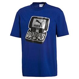 PUMA x MOTOROLA Tシャツ, Sodalite Blue, small-JPN
