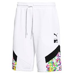 Shorts con estampado en toda la prenda de hombre MCS PUMA x MTV