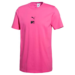 T-shirt PUMA x MTV uomo