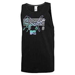 Camiseta de tirantes de hombre PUMA x MTV