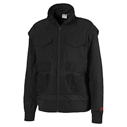 Alteration Men's Jacket, Puma Black, small
