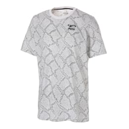SNAKE PACK AOP Tシャツ, Puma White-AOP, small-JPN