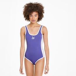 Classics T7 Women's Bodysuit, Purple Corallites, small