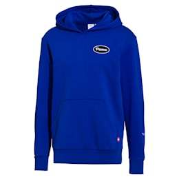 PUMA 91074 Men's Hoodie, Surf The Web, small