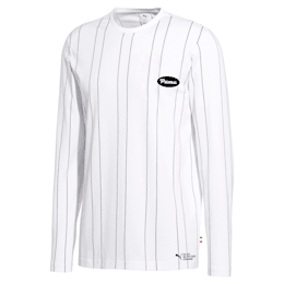 PUMA 91074 Herren Langarm-Shirt