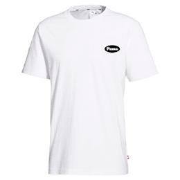 PUMA Herren T-Shirt, Puma White, small