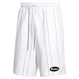 PUMA 91074 Men's Striped Shorts