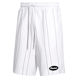 PUMA 91074 Men's Striped Shorts