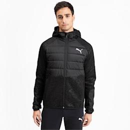 Evostripe Hybrid Style Men's Jacket, Puma Black, small-IND