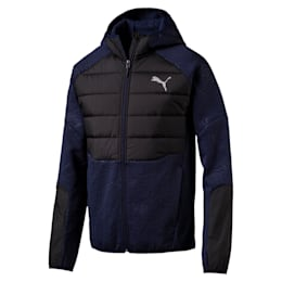 Evostripe Hybrid Style Men's Jacket