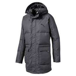 Oversize 500 Down Hooded Men's Jacket