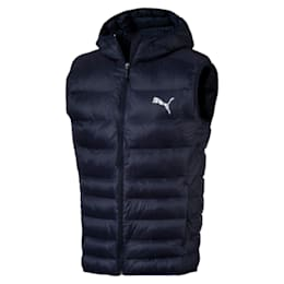 Ultralight Sleeveless Hooded Men's Vest