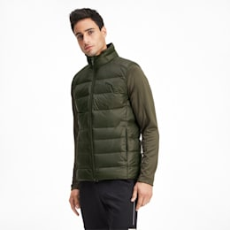 Gilet PWRWarm packLITE 600 uomo, Forest Night, small