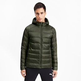 PWRWarm packLITE HD 600 Down Men's Jacket, Forest Night, small