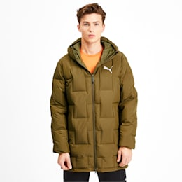 Downguard 600 Down Men's Jacket, Moss Green, small-IND