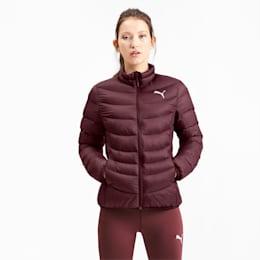 Ultralight warmCELL Women's Jacket, Vineyard Wine, small