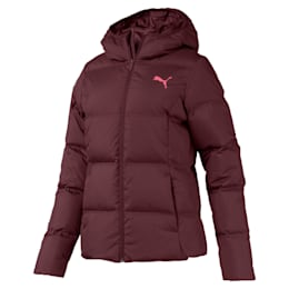 Essentials 400 Down Hooded Women's Jacket