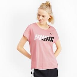 Camiseta estampadaModernSports de mujer, Bridal Rose, pequeño