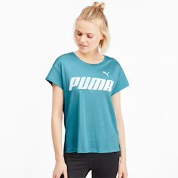 Modern Sports Women's Graphic Tee, Milky Blue, small