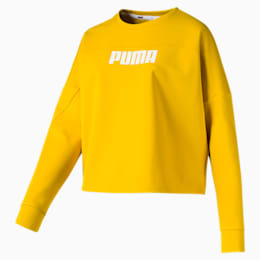 NU-TILITY Cropped Crew Women's Sweater