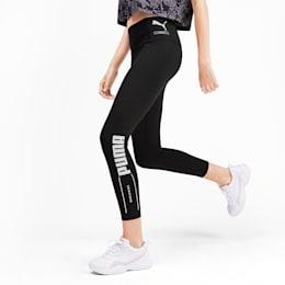 NU-TILITY Women's Leggings, Puma Black, small