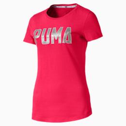 Camiseta Athletics para mujer