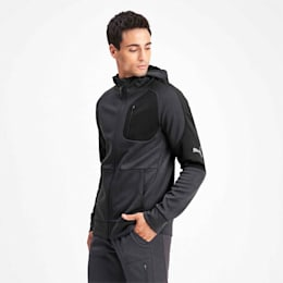 Evostripe Warm Men's Full Zip Hoodie