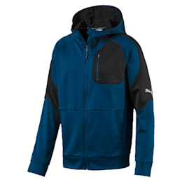 Evostripe Warm Full Zip Men's Hoodie
