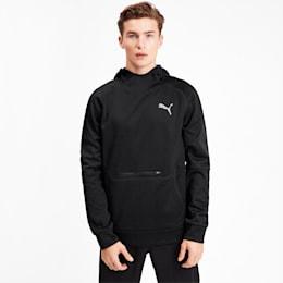 Camisola com capuz Evostripe Warm para homem, Puma Black, small