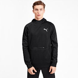 Evostripe Warm Men's Hoodie, Puma Black, small