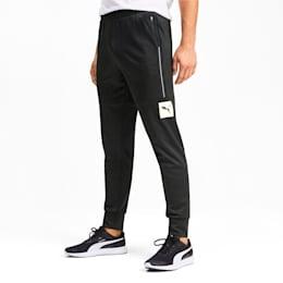 Tec Sports Men's Sweatpants, Puma Black, small-IND