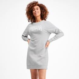 Athletics Women's Dress, Light Gray Heather, small